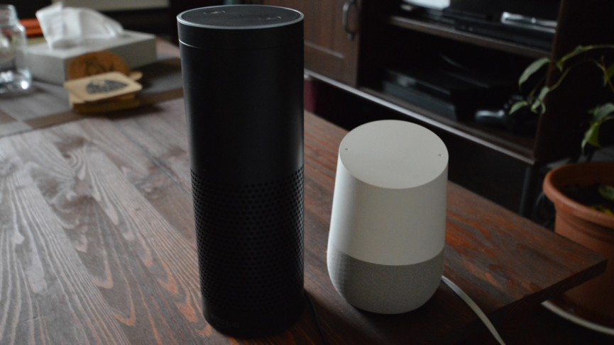 Amazon Echo v Google Home: Battle of the smart speakers