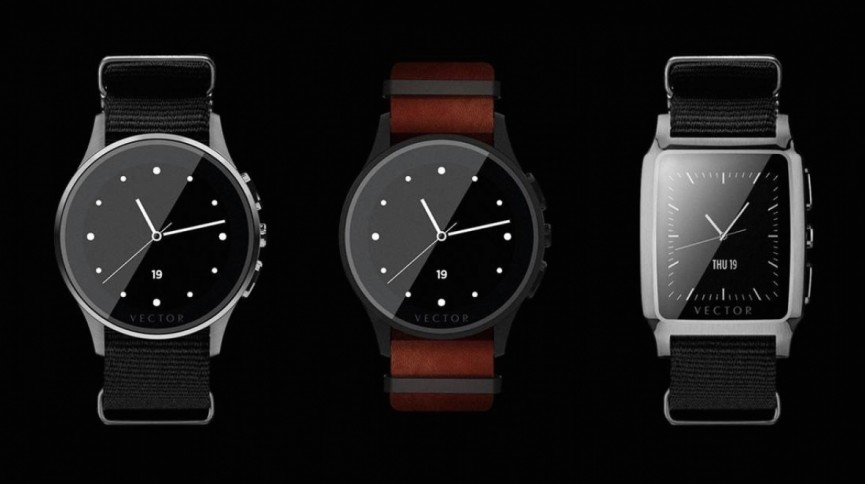 After Pebble, Fitbit snaps up Vector smartwatch startup