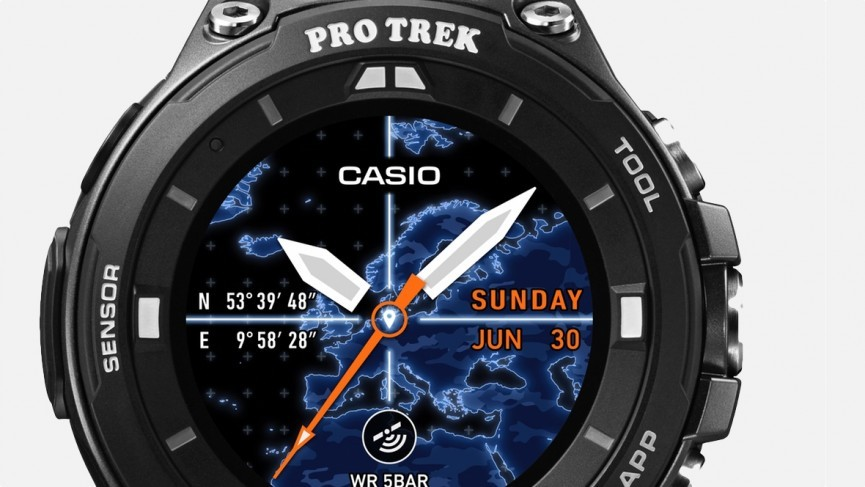 Casio on Android Wear ambitions and the challenges of building a smartwatch