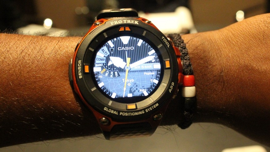 Casio WSD-F20: A smartwatch sequel with more to shout about