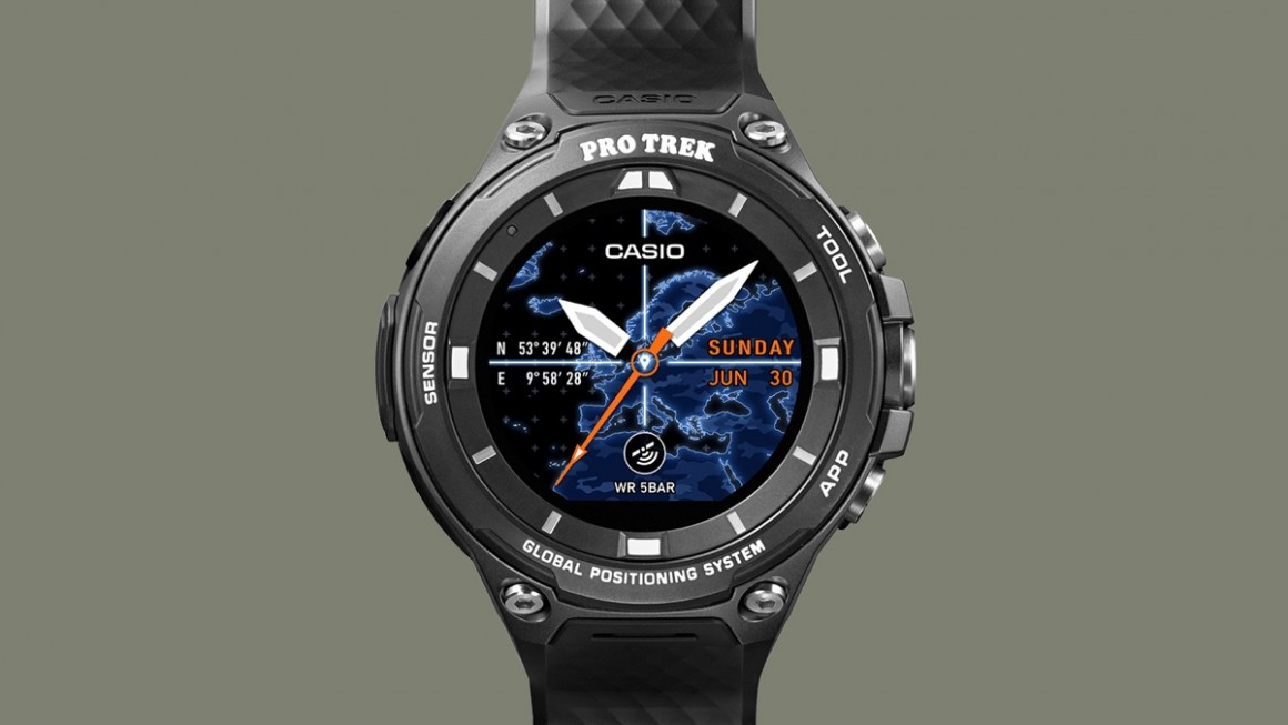 Casio Pro Trek Smart WSD-F20: Rugged smartwatch sequel essential guide