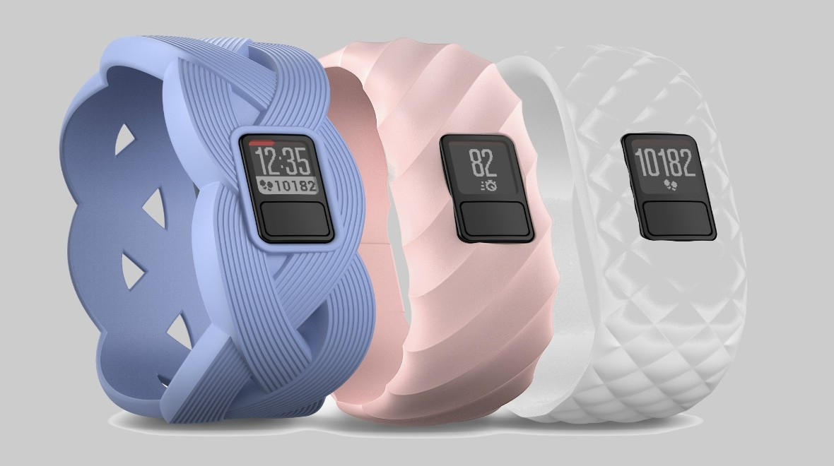 Garmin Vivofit 3 has year long battery life