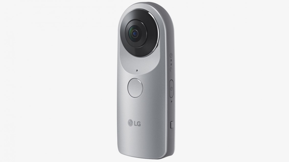 Pocket sized LG 360 CAM goes live