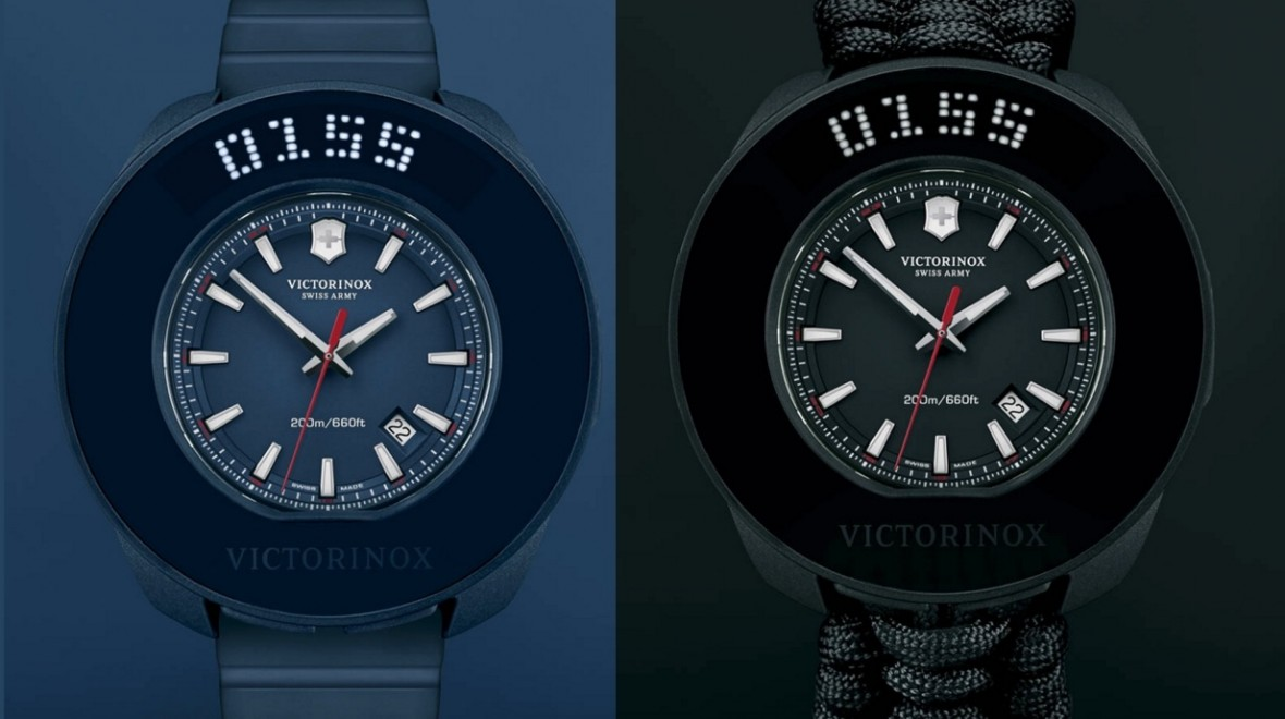 Acer and Victorinox buddy up for smart tech