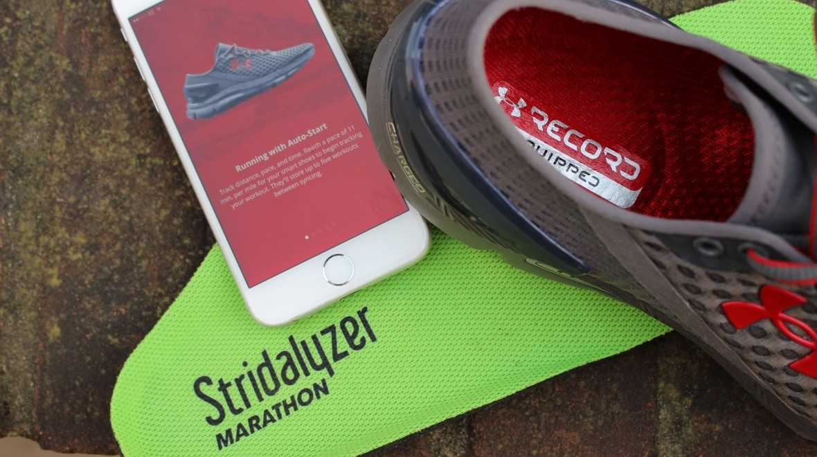 Smartening up the shoe: The race is on