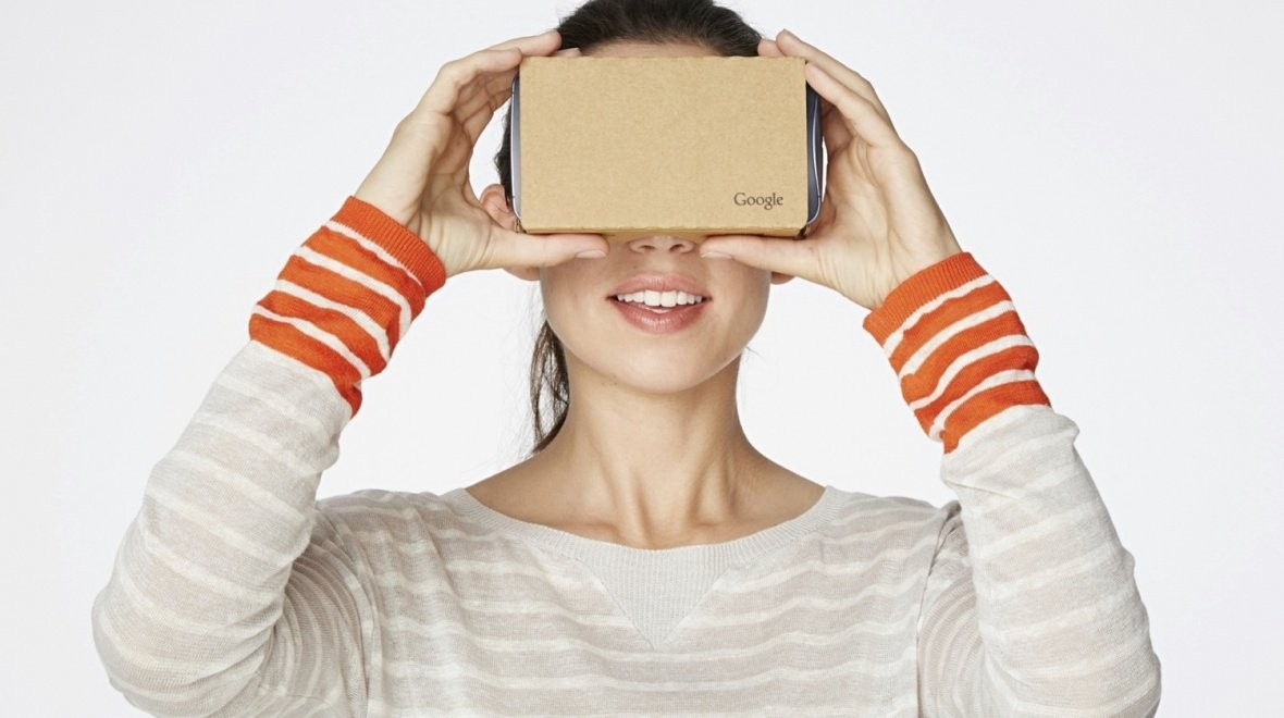 Google's selling Cardboard for first time
