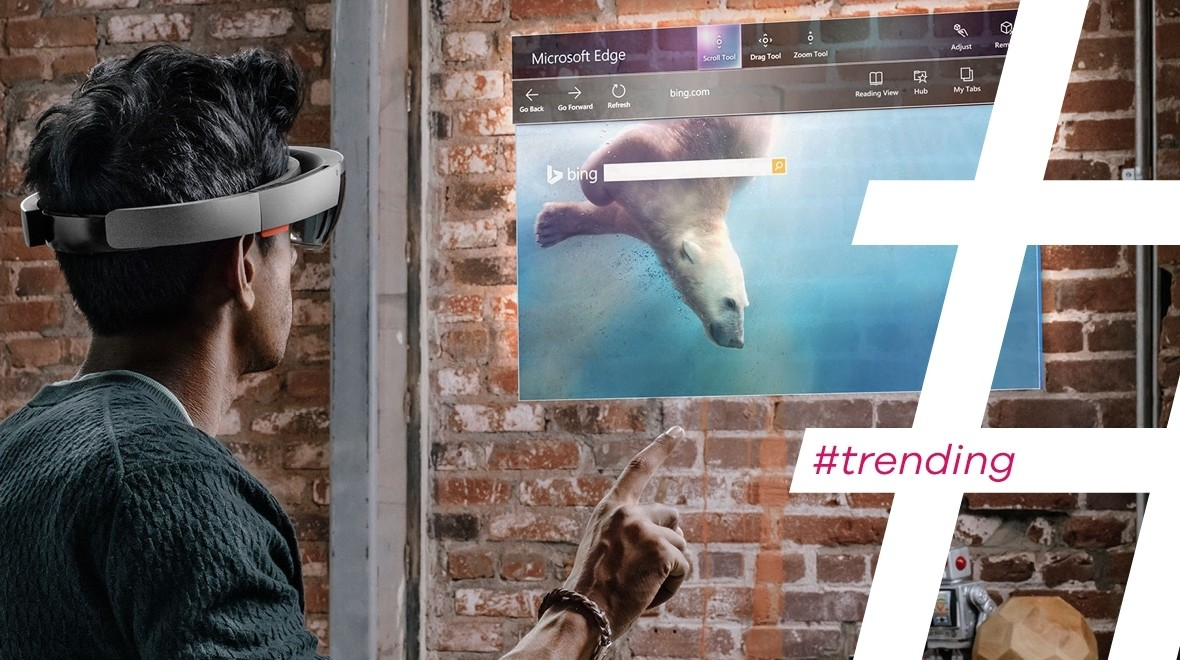 #Trending: AR on the rise