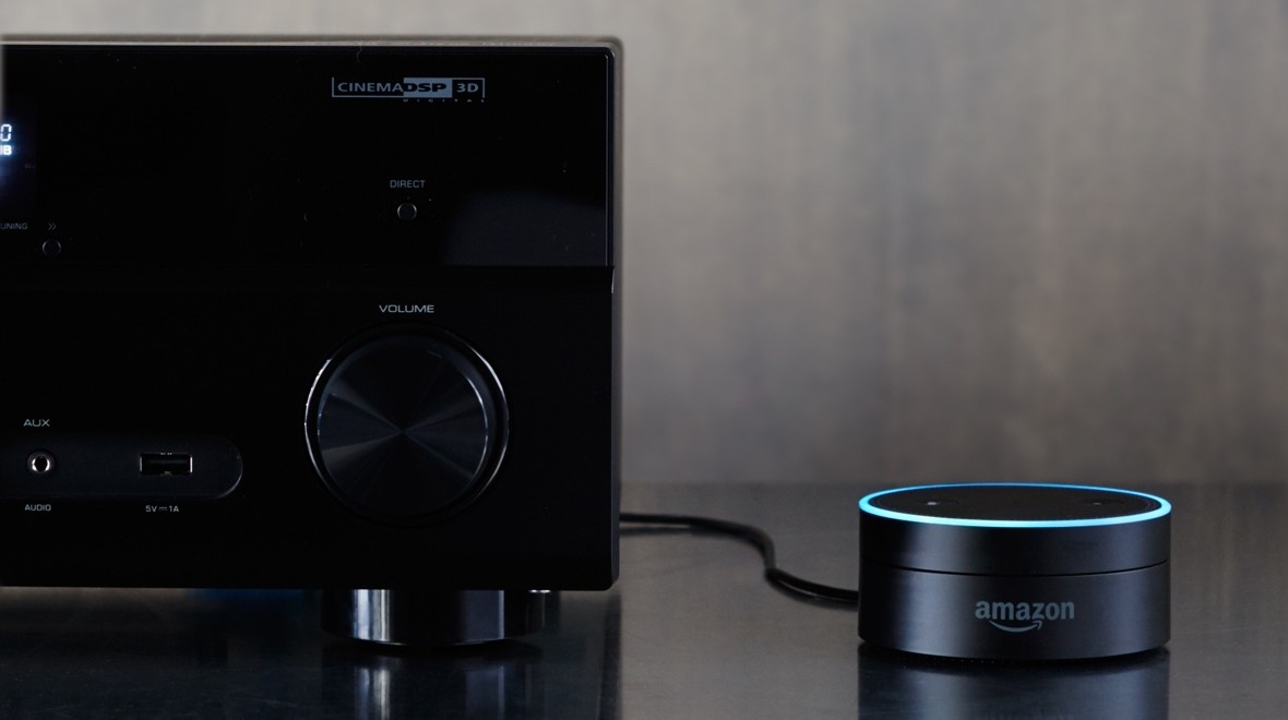 Amazon Echo Dot turns any speaker into Alexa