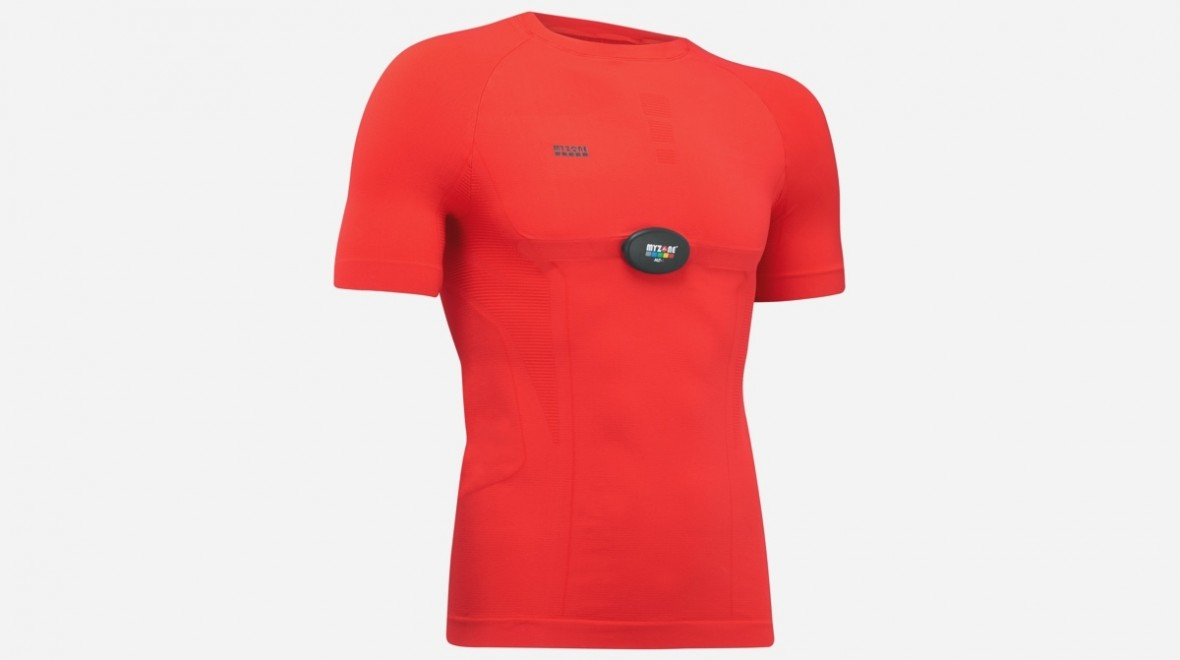 MyZone t-shirt wants a piece of your heart