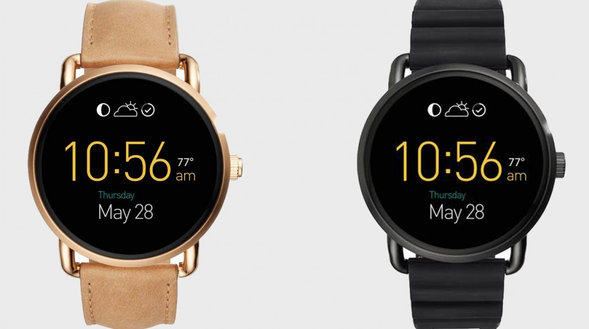 Fossil adds six new Q smartwatch options