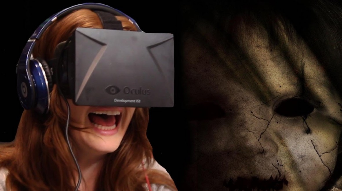 Watch the best Oculus freak outs