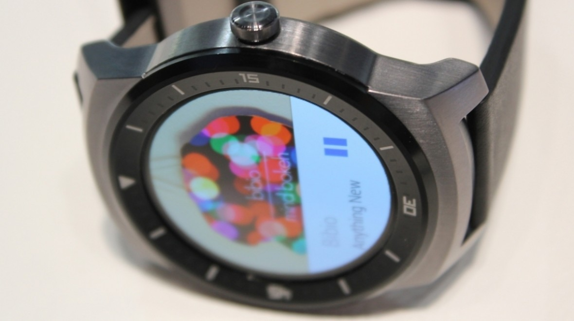 Android Wear chief nose his wearables