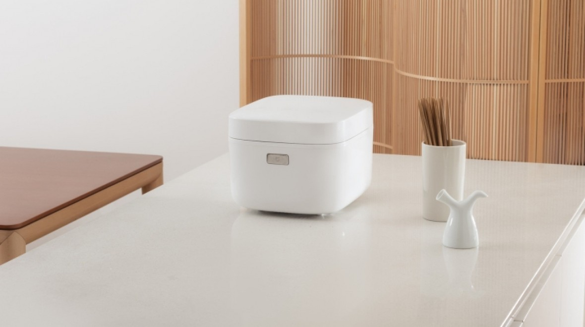 Xiaomi smart rice cooker revealed