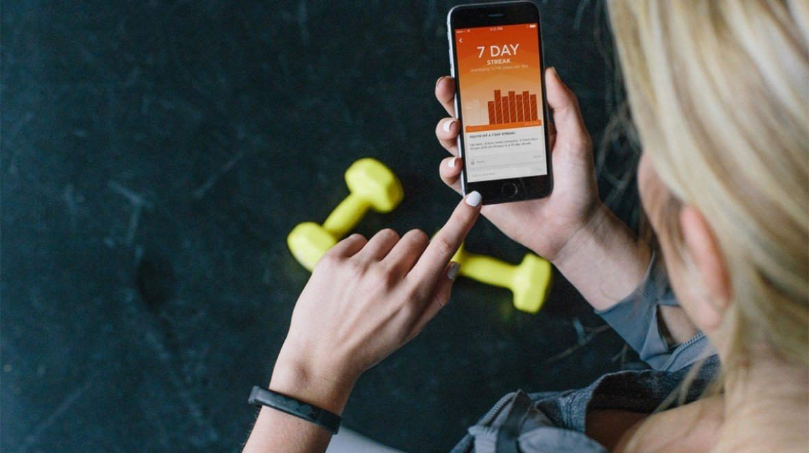 Fitness apps are letting wearable tech down