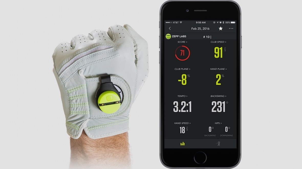 ​Round Zepp 2 brings enhanced coaching