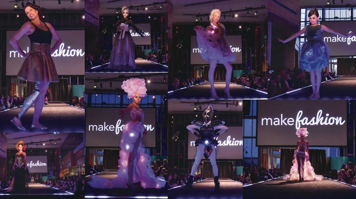 MakeFashion hacks the runway