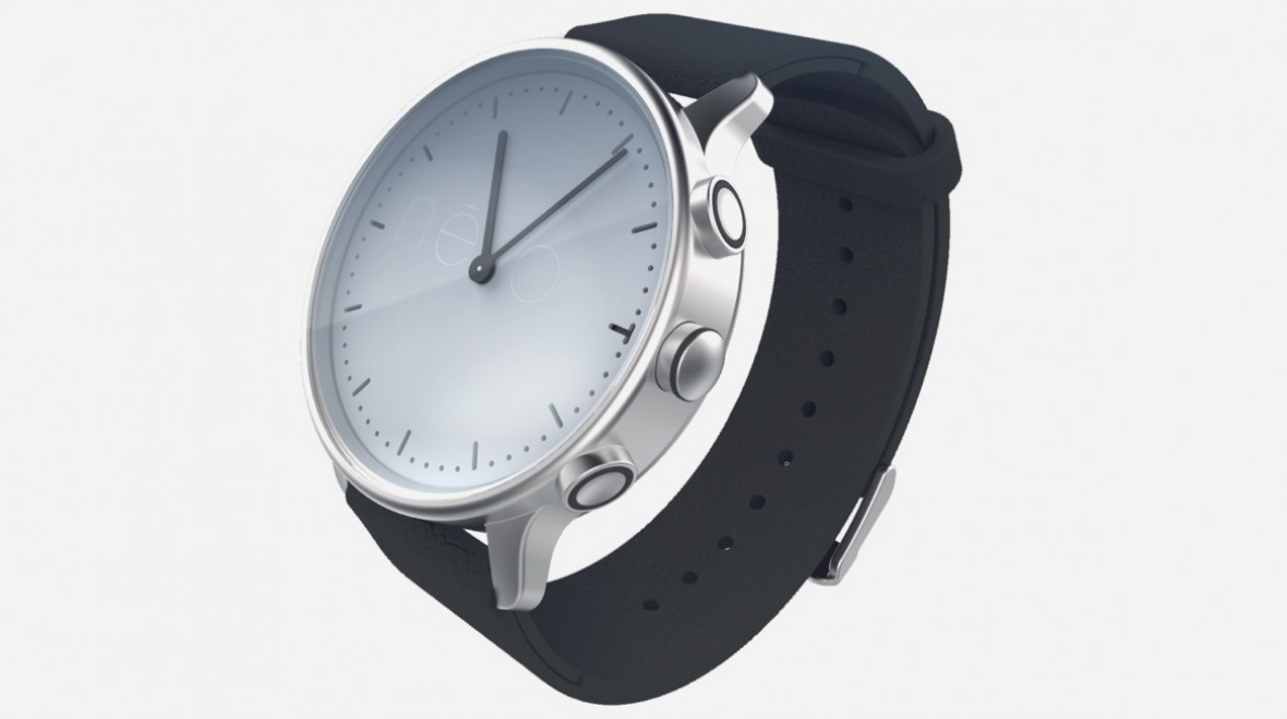 Névo watch takes on Withings Activité