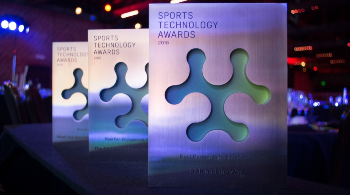 ​Sports Technology Awards honours wearables