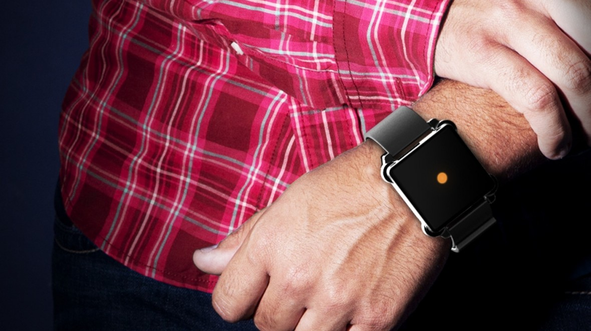 Moment gives you tactile alerts and alarms
