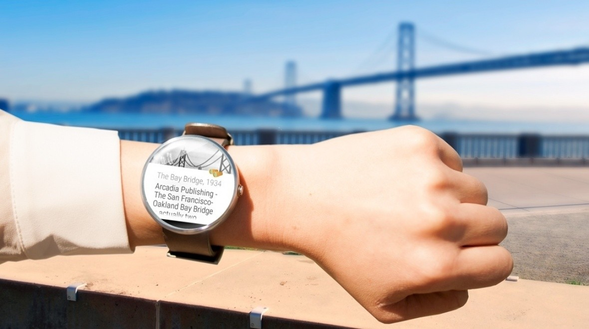 Why smartwatches need bots