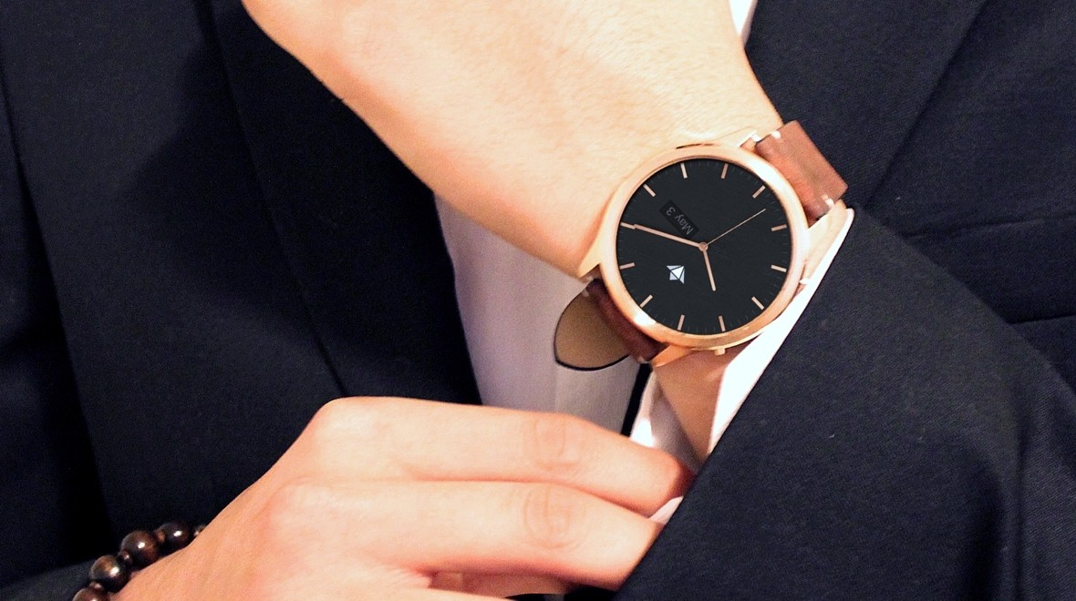 Henlen is a customisable Android smartwatch