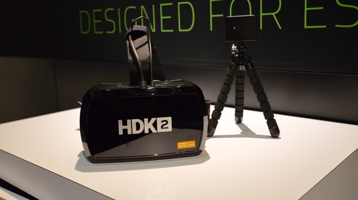 First look at Razer OSVR HDK 2
