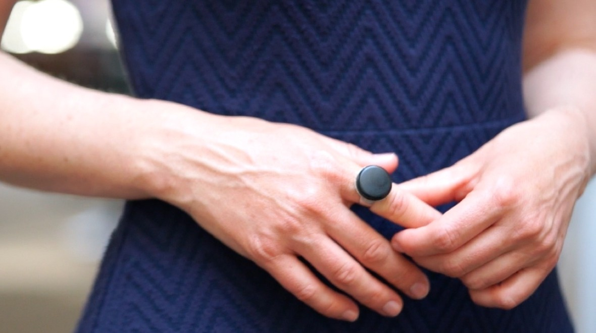 Mangos smart ring will keep you safe