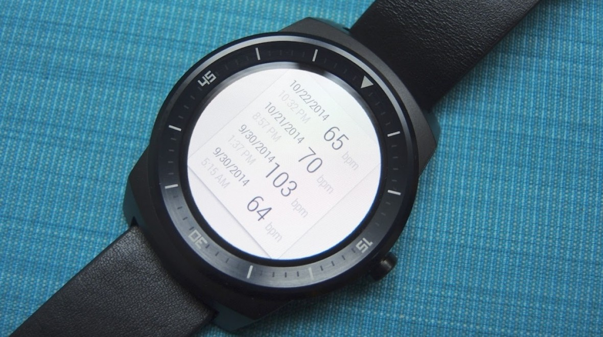 LG G Watch R now on sale