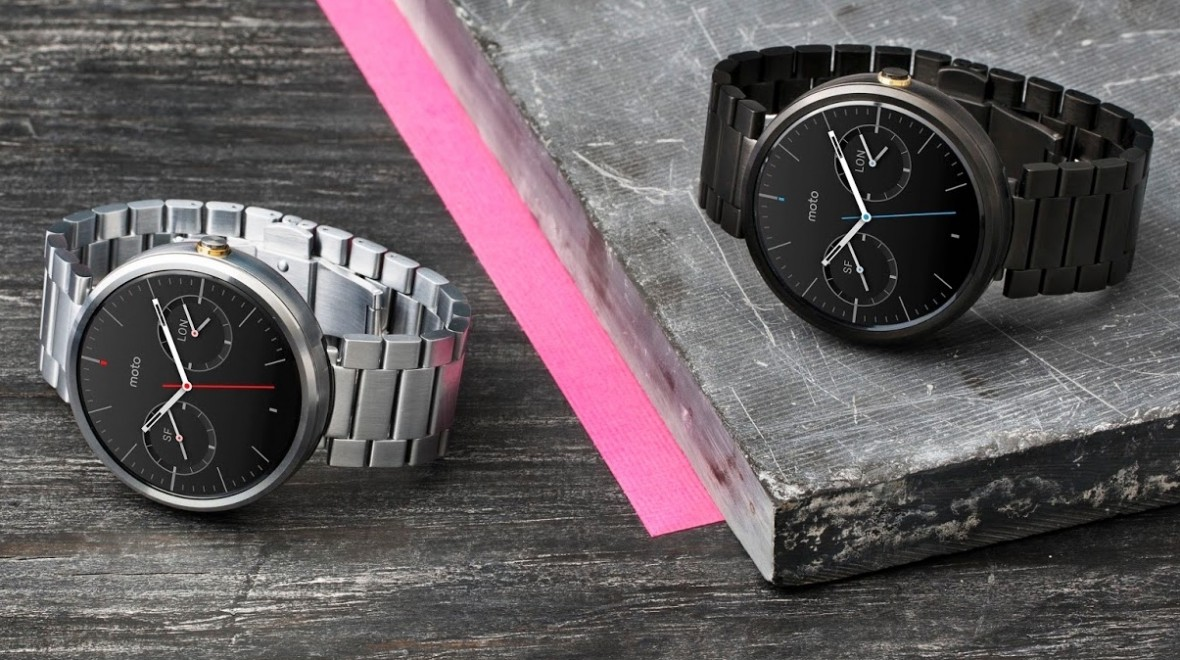 Moto 360 gets new colours and features