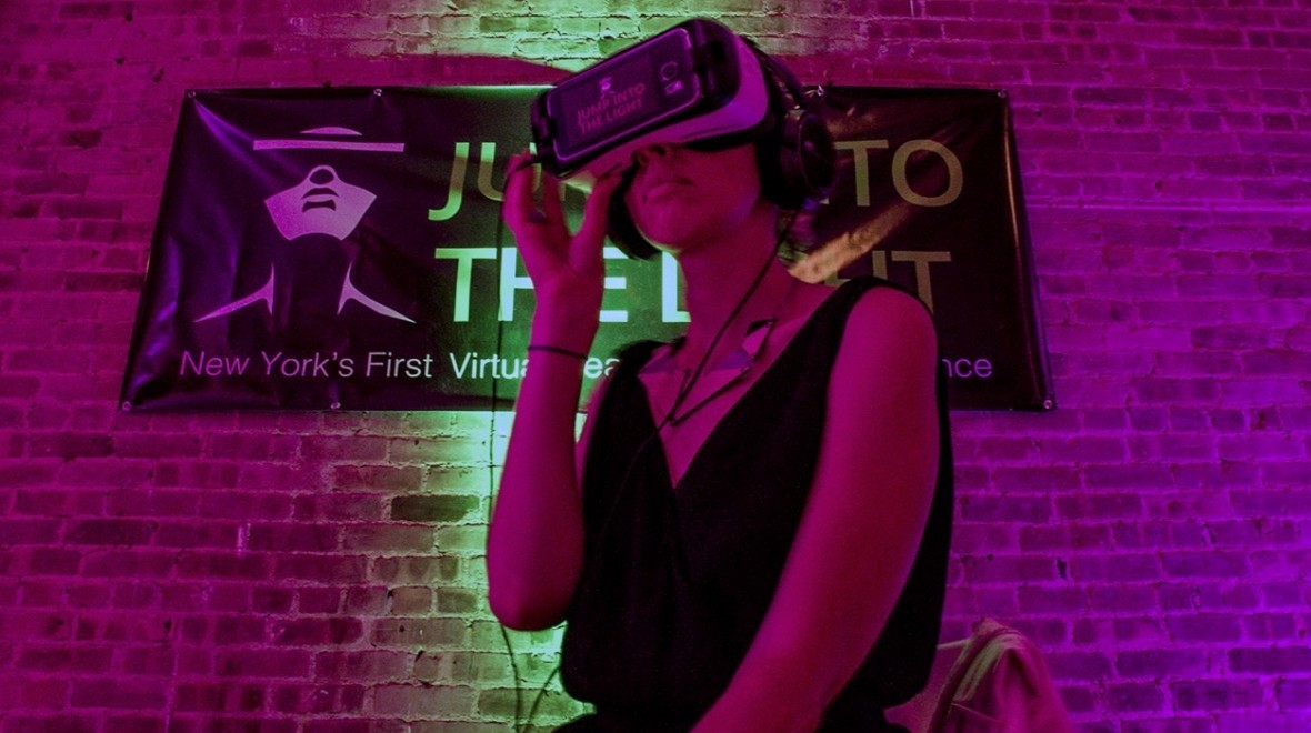 First Stateside VR cinema is promising