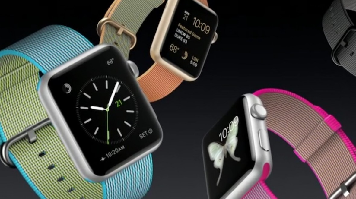 And finally: Next Apple Watch details