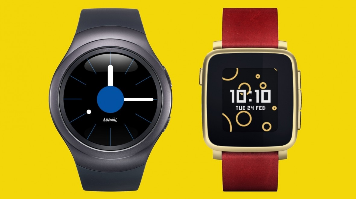 Square-faced smartwatches are dying