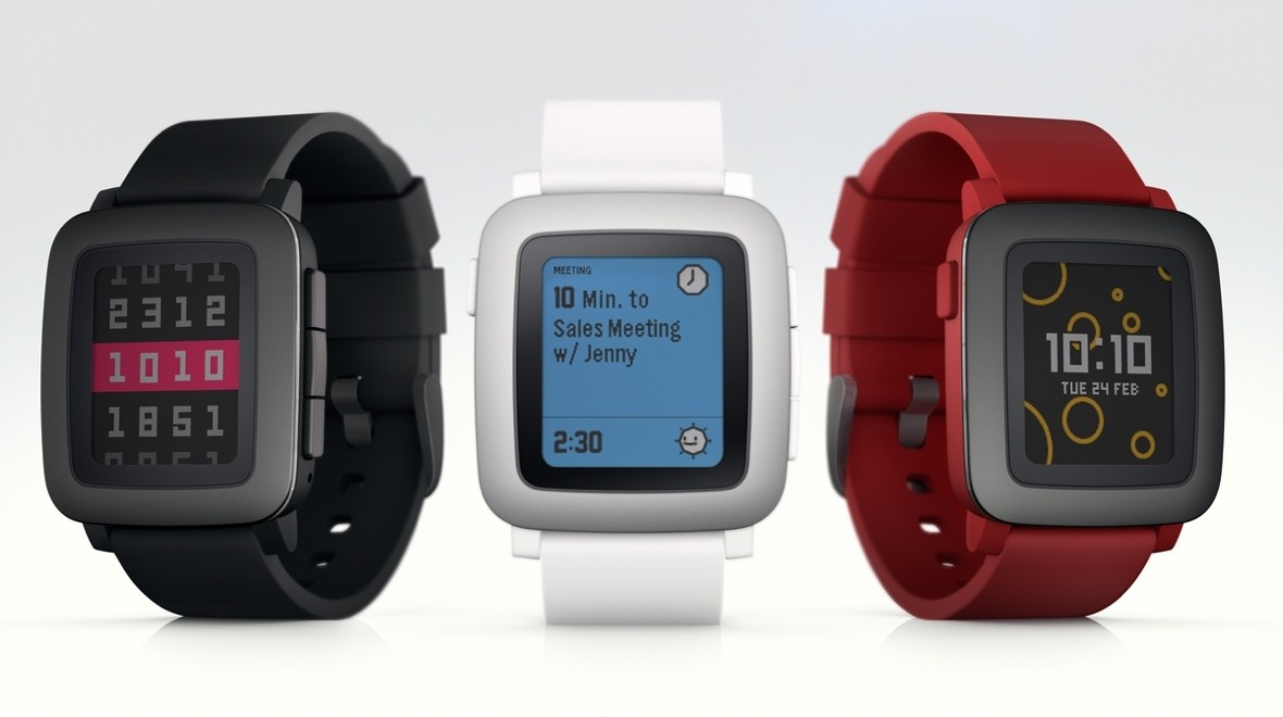 The best Pebble watch faces