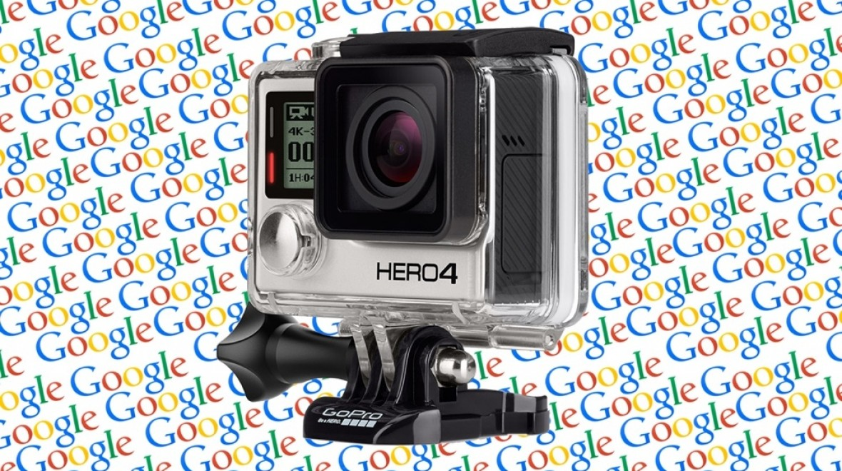 Google to buy GoPro in 2015