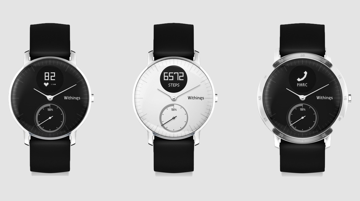 Withings Steel HR essential guide
