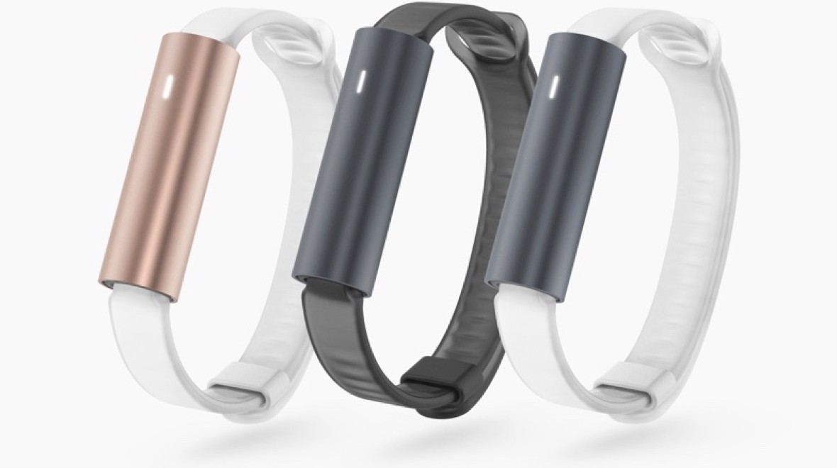 Misfit has new colors for Shine and Ray