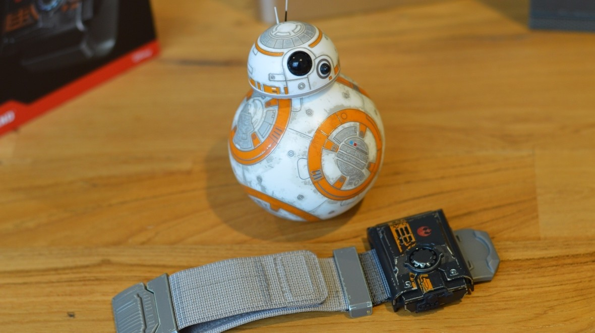 Sphero Force Band hitting stores soon