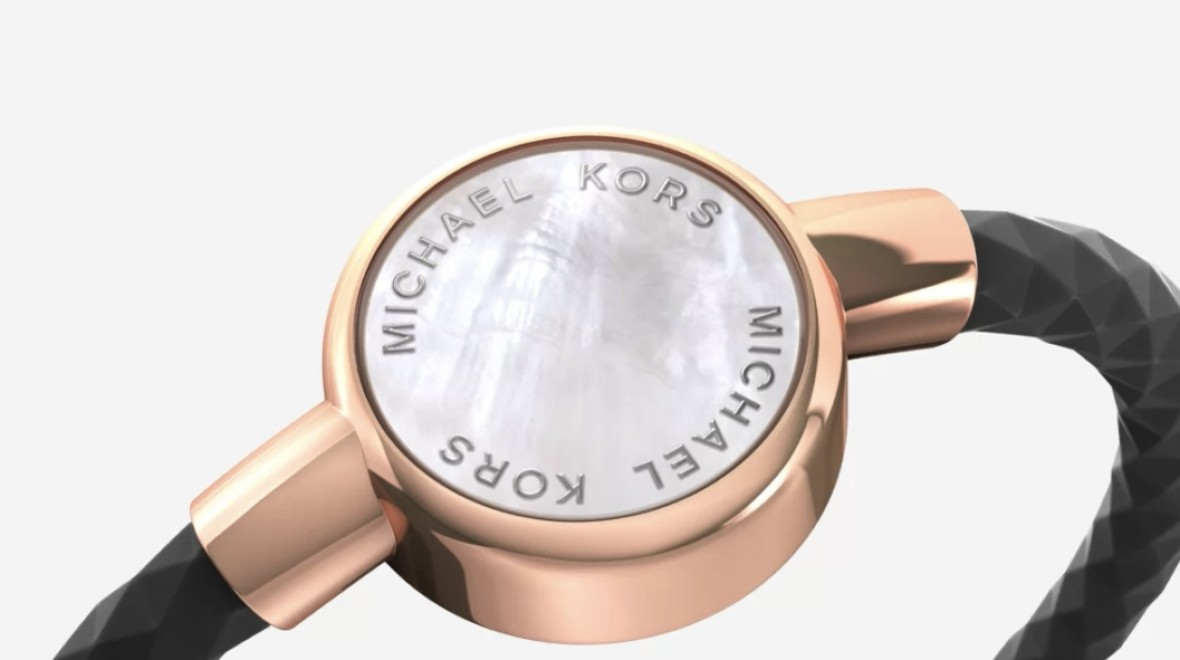 Michael Kors launches fitness tracker