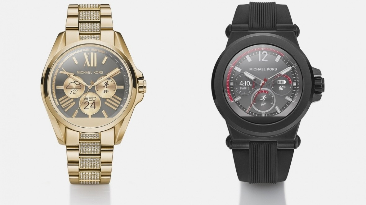 Every Fossil Group wearable of 2016