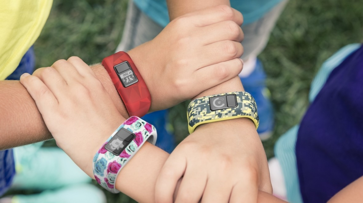Garmin's Vivofit Jr will get kids moving
