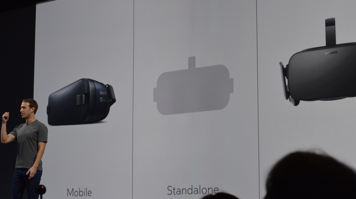 Oculus standalone headset announced