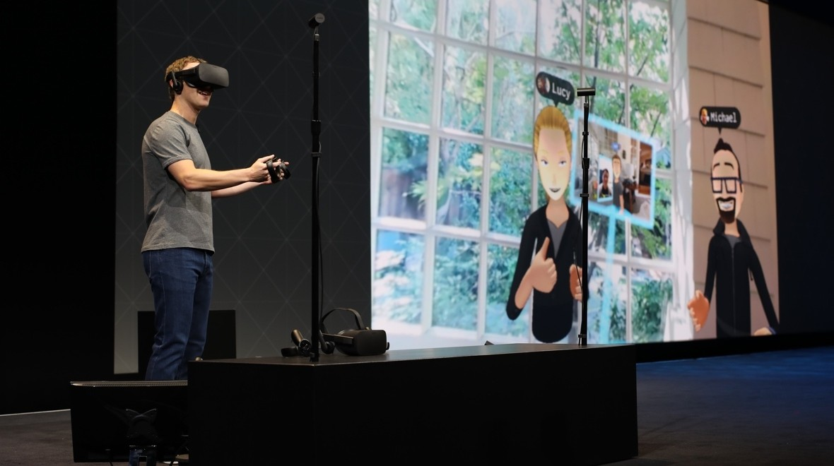 Big reveals from Oculus Connect 3