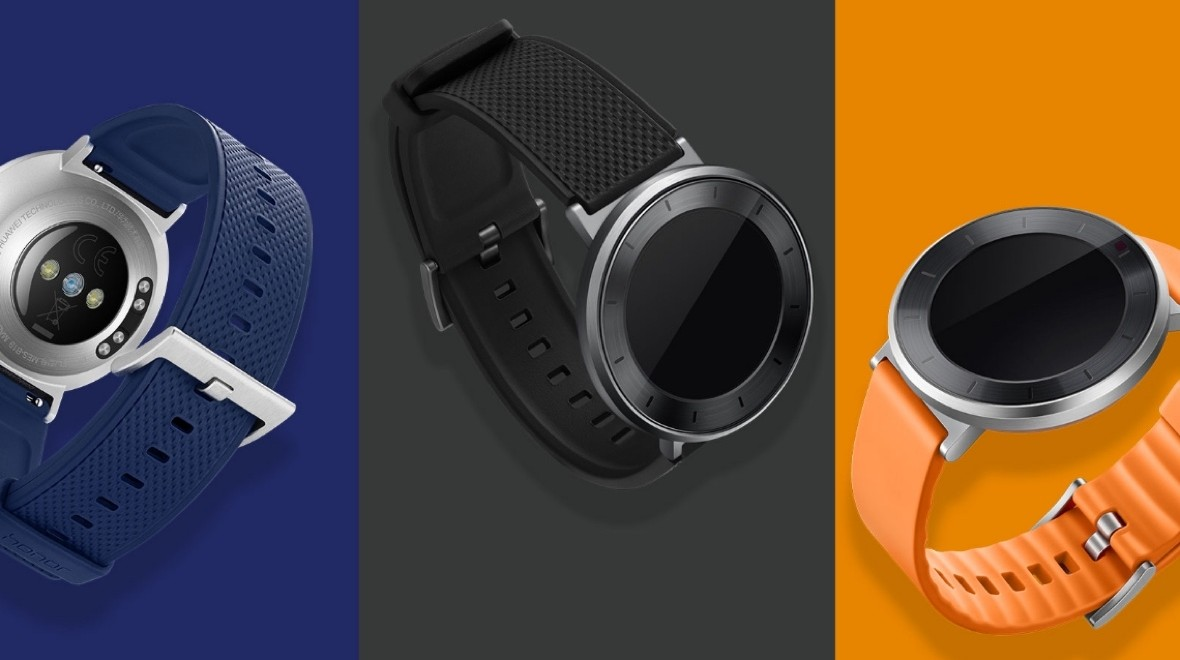 Honor S1 smartwatch officially unveiled