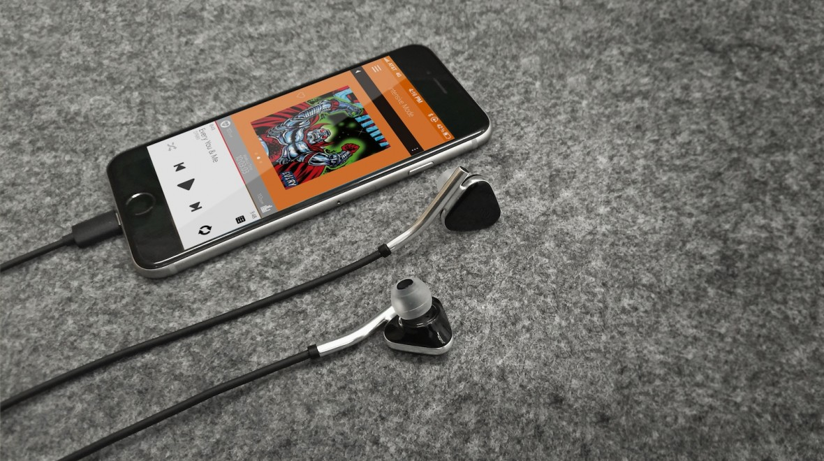 Actywell earphones match music to heart rate