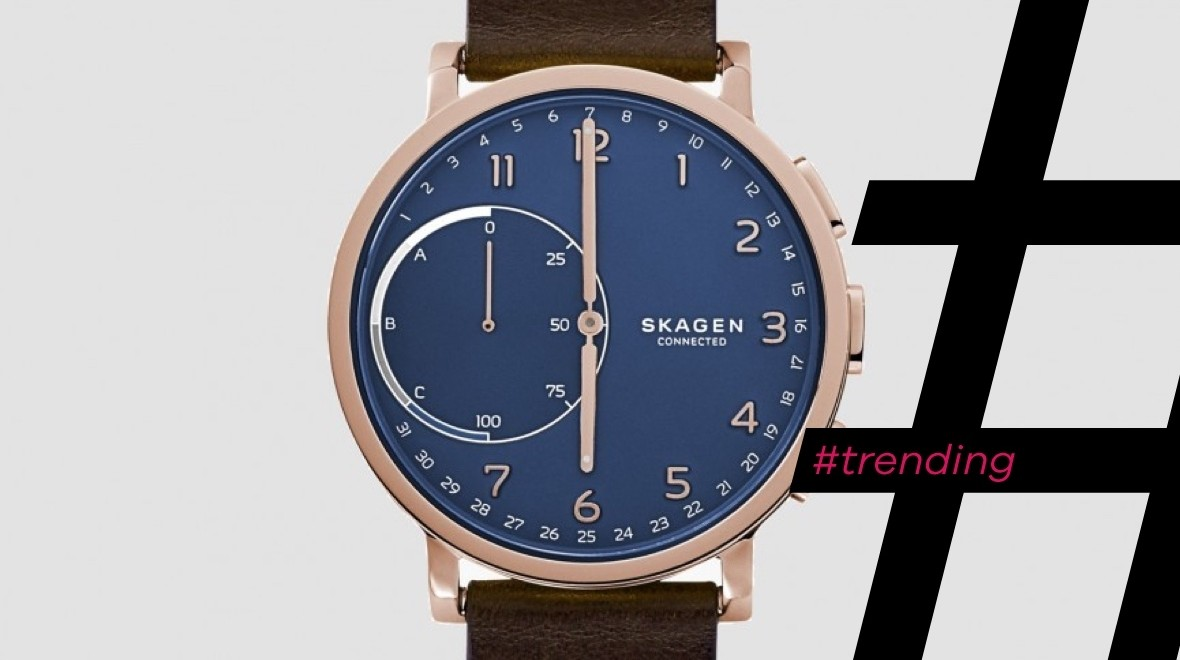 #Trending: Designer analogue smartwatches are cheaper than ...