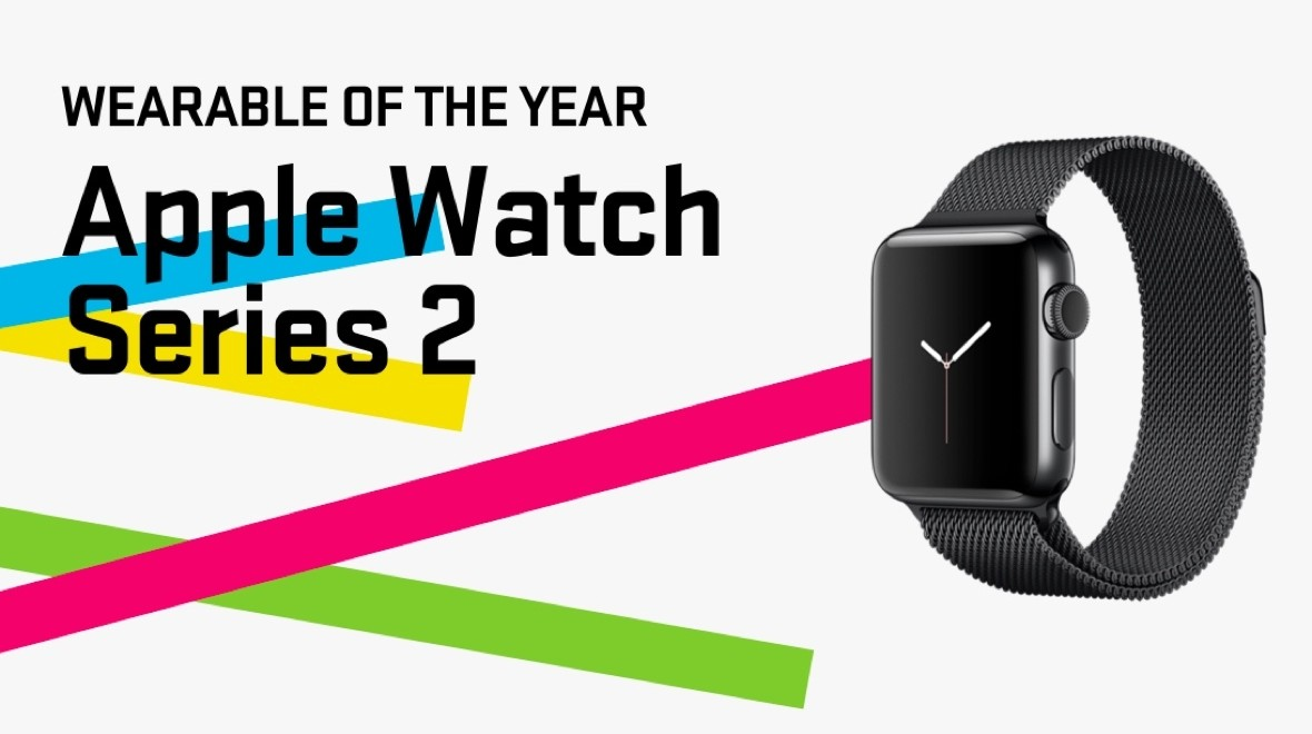 Apple wins Wearable of the Year