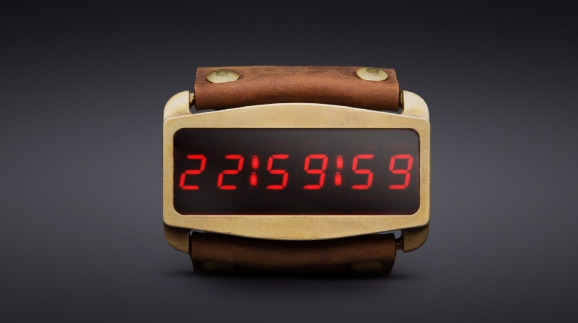 Escape from New York watch hits Kickstarter