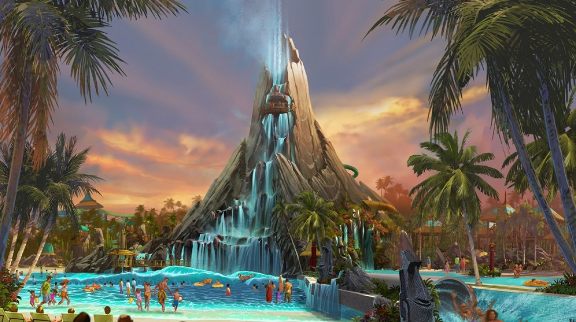 Water park wearables and more