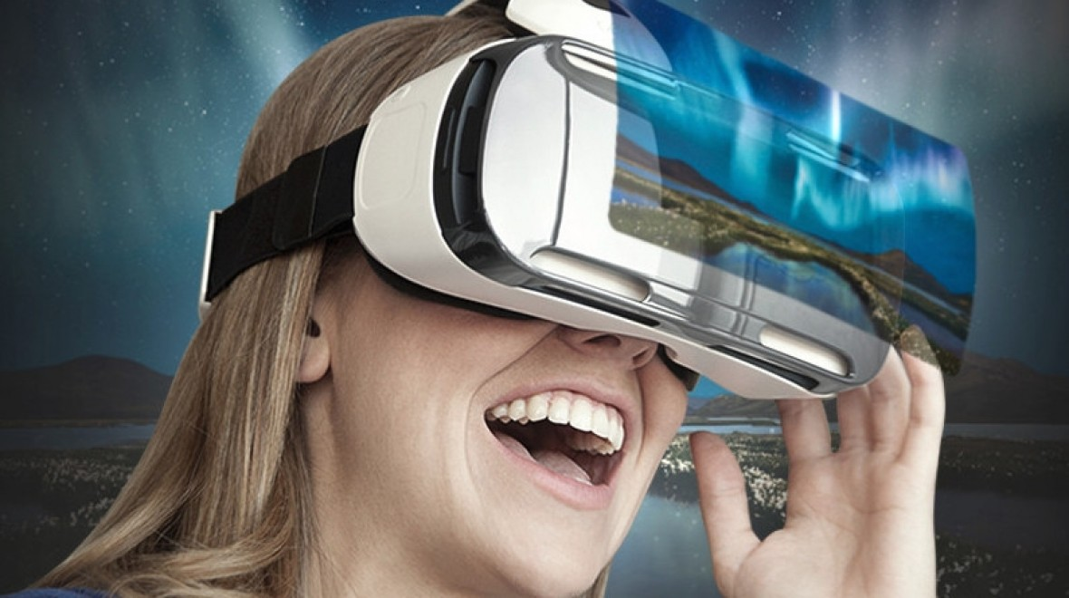 Samsung Gear VR headset now available