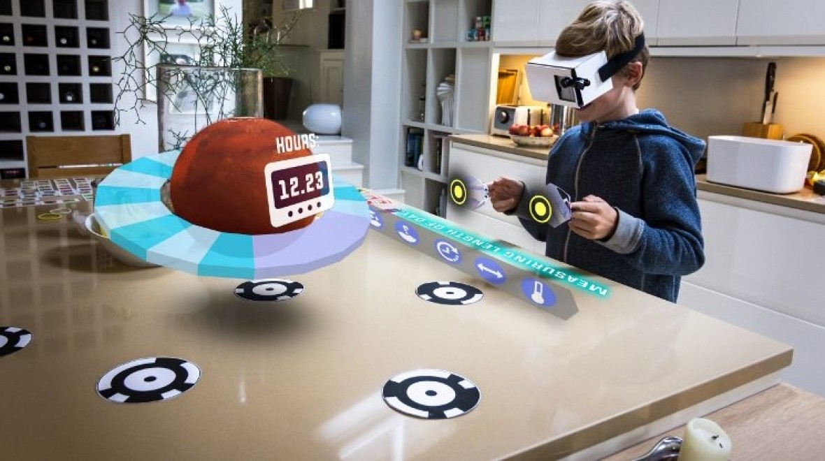 ZapBox offers mixed reality on the cheap